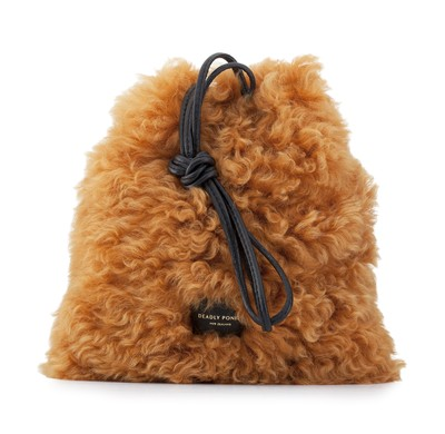 Mr Pippy Pouch Shearling