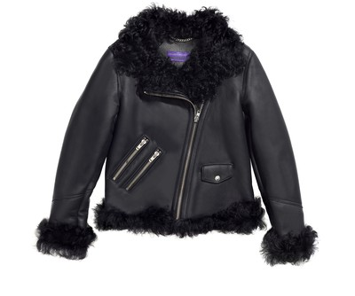 The Pony Rider Shearling