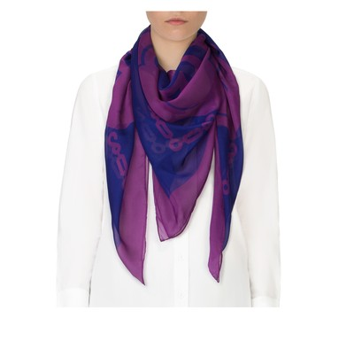 Mare of Diomedes Scarf Hyacinth 130x130