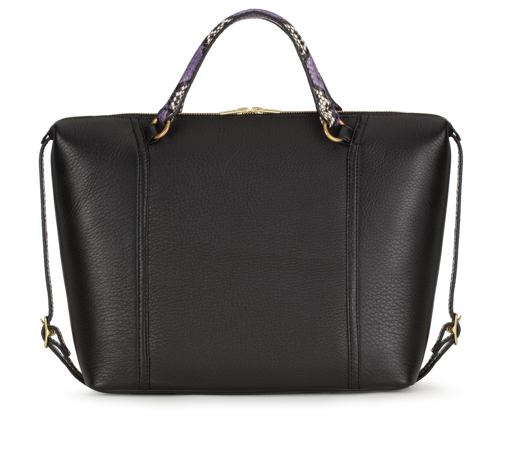 Fill n buckle luxe black