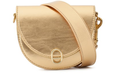 Mr Mini Woolf Metallic w Shoulder Strap