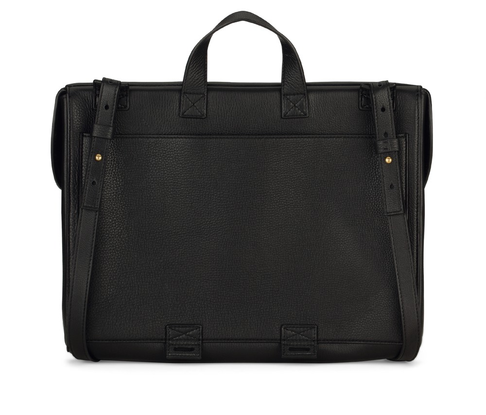 Monkey Satchel Black