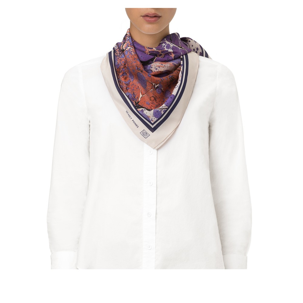 Empire Scarf Hyacinth