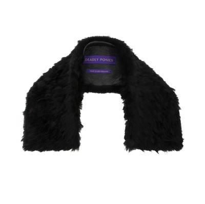 Shearling Collar