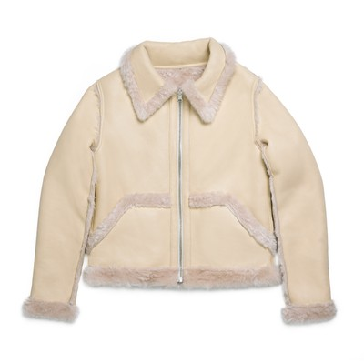 Pony Rider Smoker Jacket Natural