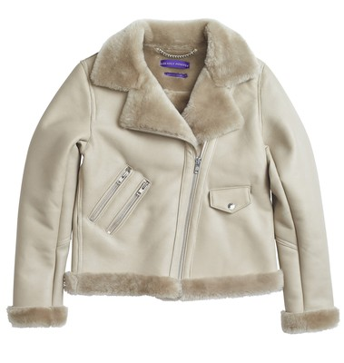 The Pony Rider Shearling Jacket