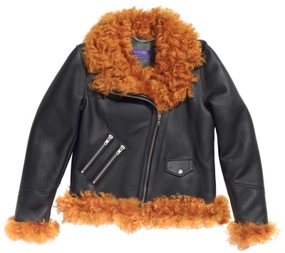 The Pony Rider Spanish Shearling