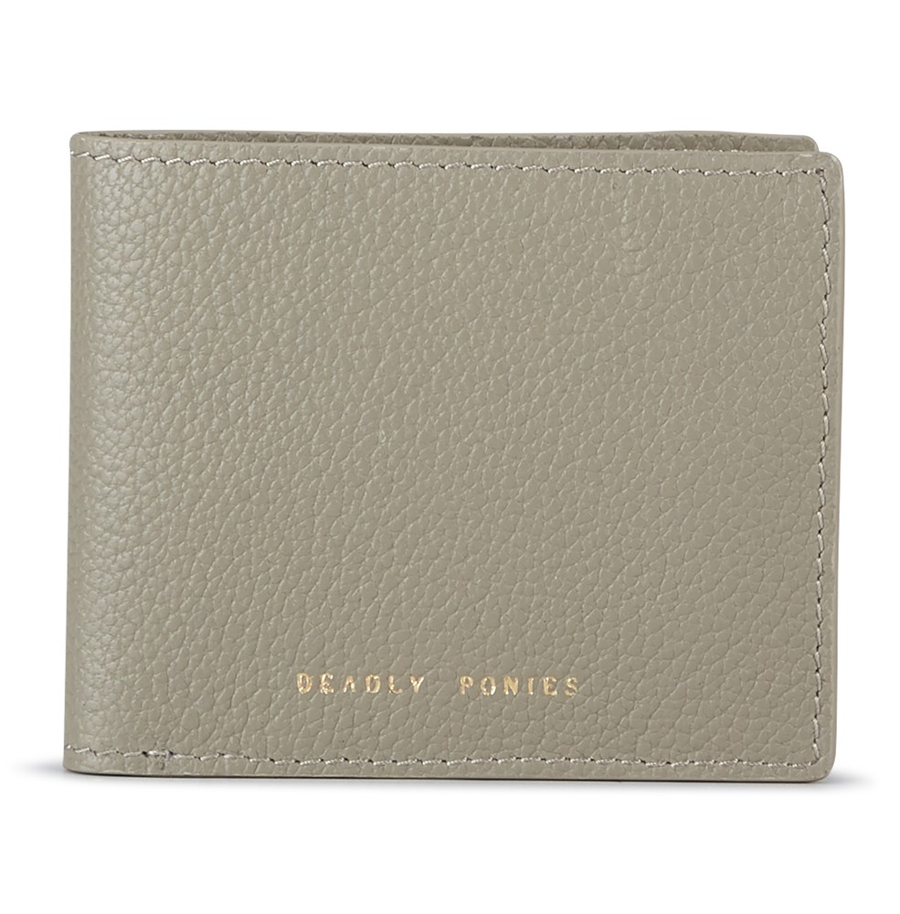 Flip Wallet Pewter F