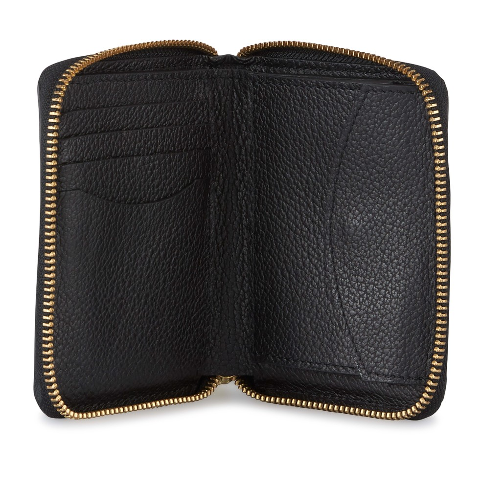 Mr Wallet Black IN