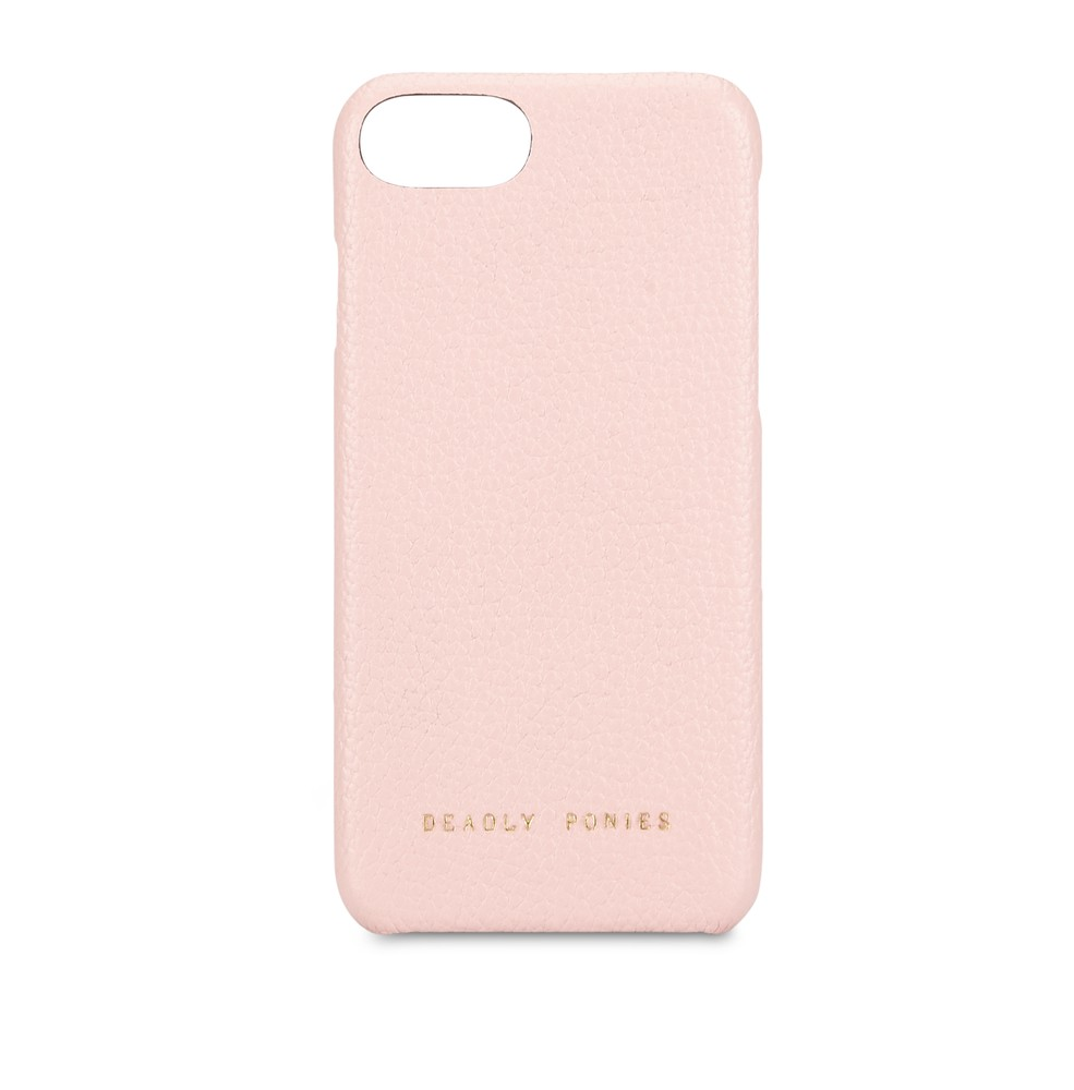 Lotus iPhone 8 | Flex Phone Case | Leather Tech Accessories | Deadly Ponies