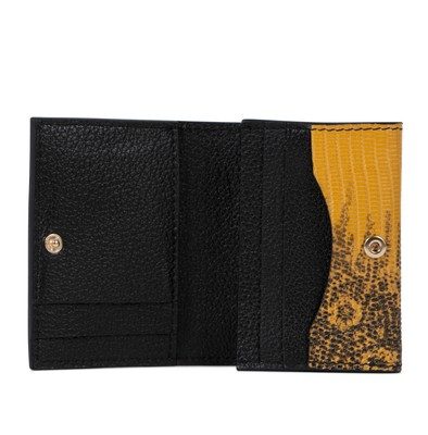 Flip N Snap Wallet Lizard
