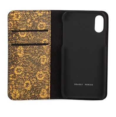 Folding Phone Case Lizard