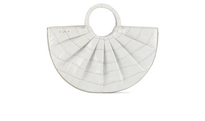Dove | Pleated Bender Mini Croc | D LY P Studios