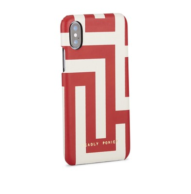 Flex Phone Case iPhone X Meander