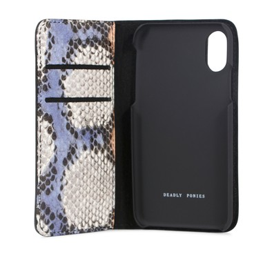 Folding Phone Case Python iPhone X