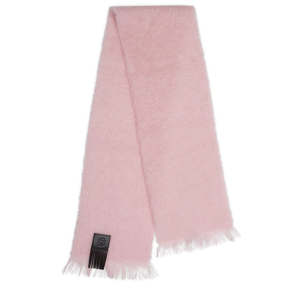Lotus | Mohair Scarf | Scarves | Deadly Ponies