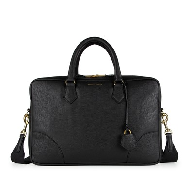 Black | Zorro Briefcase | Travel | Deadly Ponies