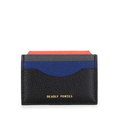 Papaya | Card File Triptych | Leather Wallets | Deadly Ponies