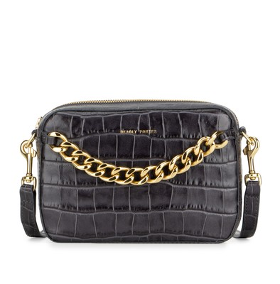 Front | Flint | Mr Cub Chain Croc | Crossbody Bags | Deadly Ponies