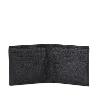 Flip Wallet Black in