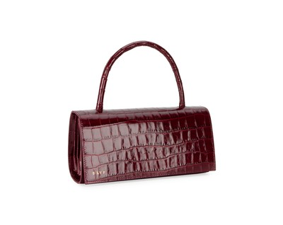 Bordeaux | Jagger Long Croc | DLYP