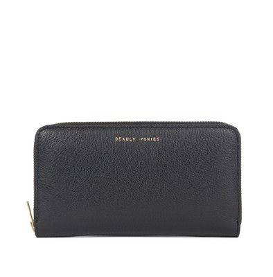 Mr Wallet Black F