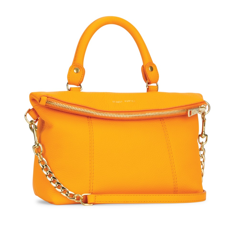 Marigold | Mr Mini Robin | Leather Handbags | Deadly Ponies