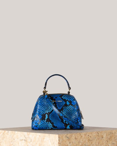 Electric | Mr Mini Verne Python | Top Handle Handbags | Deadly Ponies