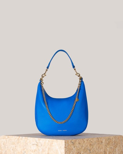 Azure | Mr Sling Mini | Leather Handbags | Deadly Ponies