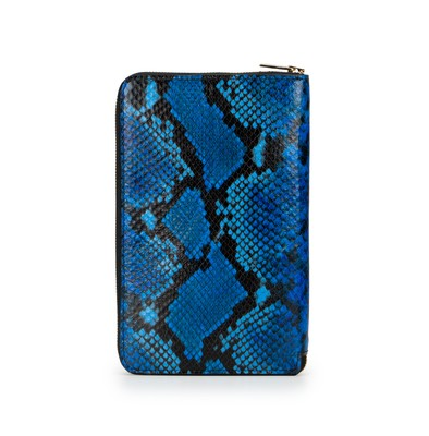 Electric | Travel Wallet Python | Deadly Ponies