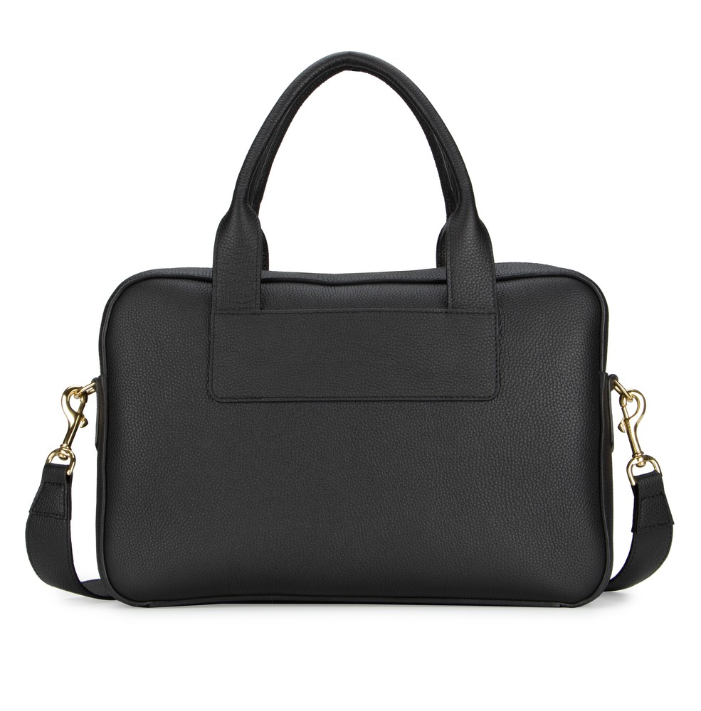 Black | Zorro Briefcase | Deadly Ponies