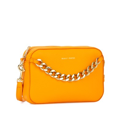 Marigold | Mr Cub Chain | Luxury | Designer | Deadly Ponies | Clutch | Handmade | Leather | Shop Now