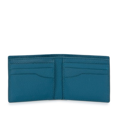 Teal | Flip Wallet | Leather Wallets | Deadly Ponies