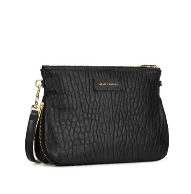 Black | Mr Gator | Leather handbags | Deadly Ponies