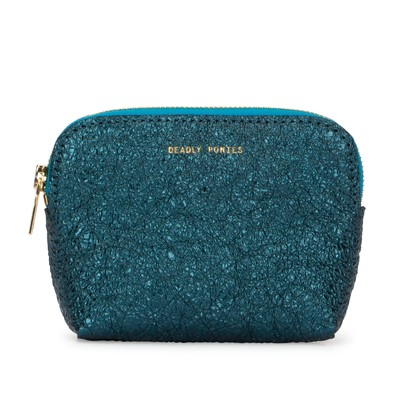Aqua | Poucher Metallic | Deadly Ponies