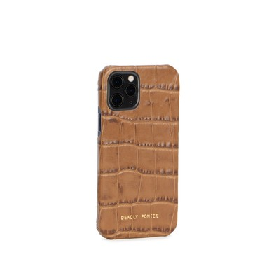 Toffee | Flex Phone Case Croc iPhone 12/12 Pro | Deadly Ponies