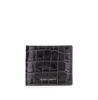 Flint | Flip Wallet Croc | Deadly Ponies