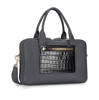Flint | Zorro Briefcase Croc | Deadly Ponies