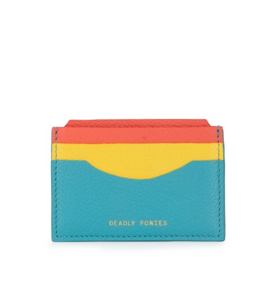 Carousel | Card File | Leather Wallets | Deadly Ponies