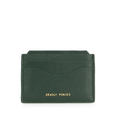 Forest | Card File | Leather Wallets | Deadly Ponies