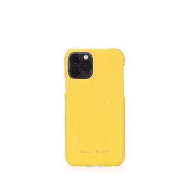 Mimosa | Flex Phone Case | Leather Tech Accessories | Deadly Ponies