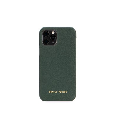Forest | Flex Phone Case iPhone 12 Pro | Leather Accessories | Deadly Ponies