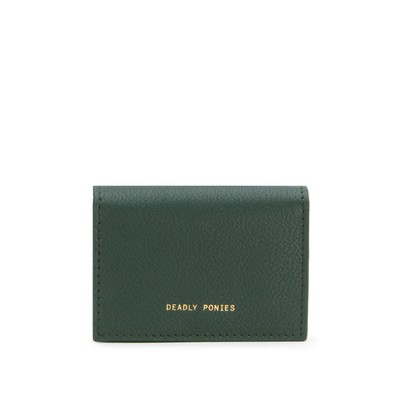 Forest | Flip N Snap Wallet | Leather Wallets | Deadly Ponies