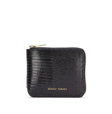 Black | Fritz Wallet Lizard | Deadly Ponies
