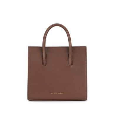 Espresso | Crush Tote Mini | Deadly Ponies