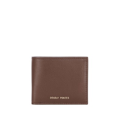 Espresso | Flip Wallet | Leather Wallets | Deadly Ponies