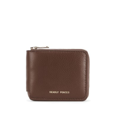 Espresso | Fritz Wallet | Leather Wallets | Deadly Ponies